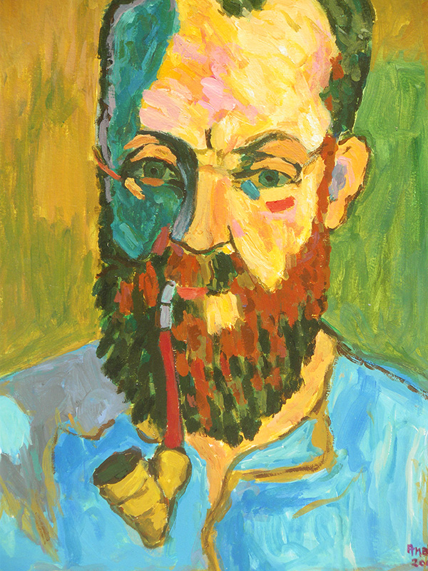 the influence of fauvism and the portrait works of henri matisse